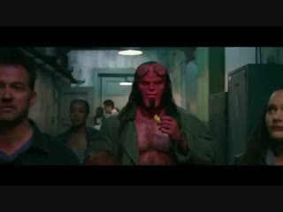 Hellboy Official Trailer