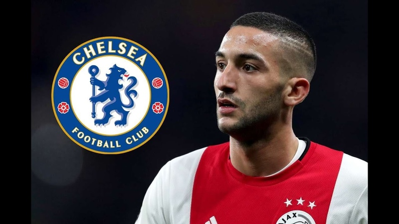 HAKIM ZIYECH - Welcome to Chelsea - Unreal Skills, Passes, Goals Assists - 2020 (HD)