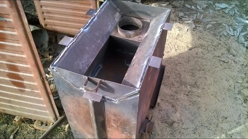 Печь банная Тунгуска 16 Термофор- ремонт каменки, сварка