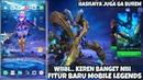 Fitur Baru Mobile legends yang harus dimiliki MOBA LAIN juga