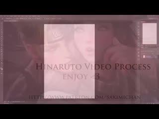 SakimiChan ART - term 23 - Hinata_Naruto_vidprocess