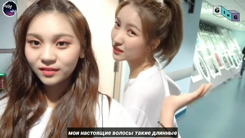 [G-ING] SOWONs Hair - GFRIEND [ RUS SUB]