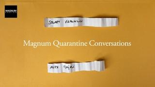 Quarantine Conversations: Stuart Franklin & Alex Majoli