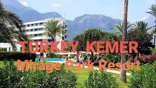 TURKEY KEMER UNFORGETTABLE HOLIDAY MIRAGE PARK RESORT