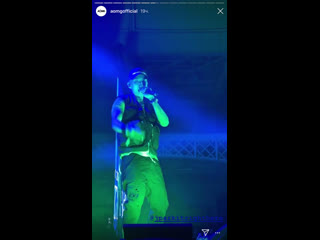 IG STORY Jay Park SEXY4EVA World Tour London
