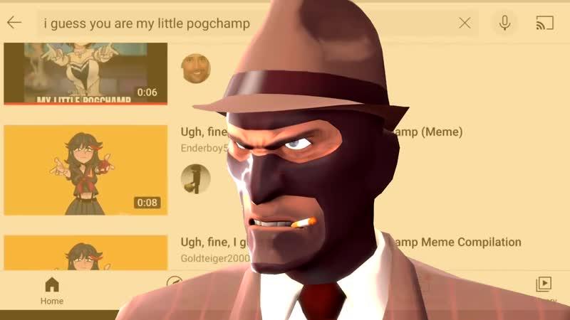Im sorry, little pogchamp