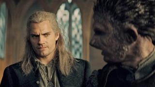 Ведьмак 1x04 - Бой на пиршестве в Цинтре. Геральт спасает Эмгыра вар Эмрейса