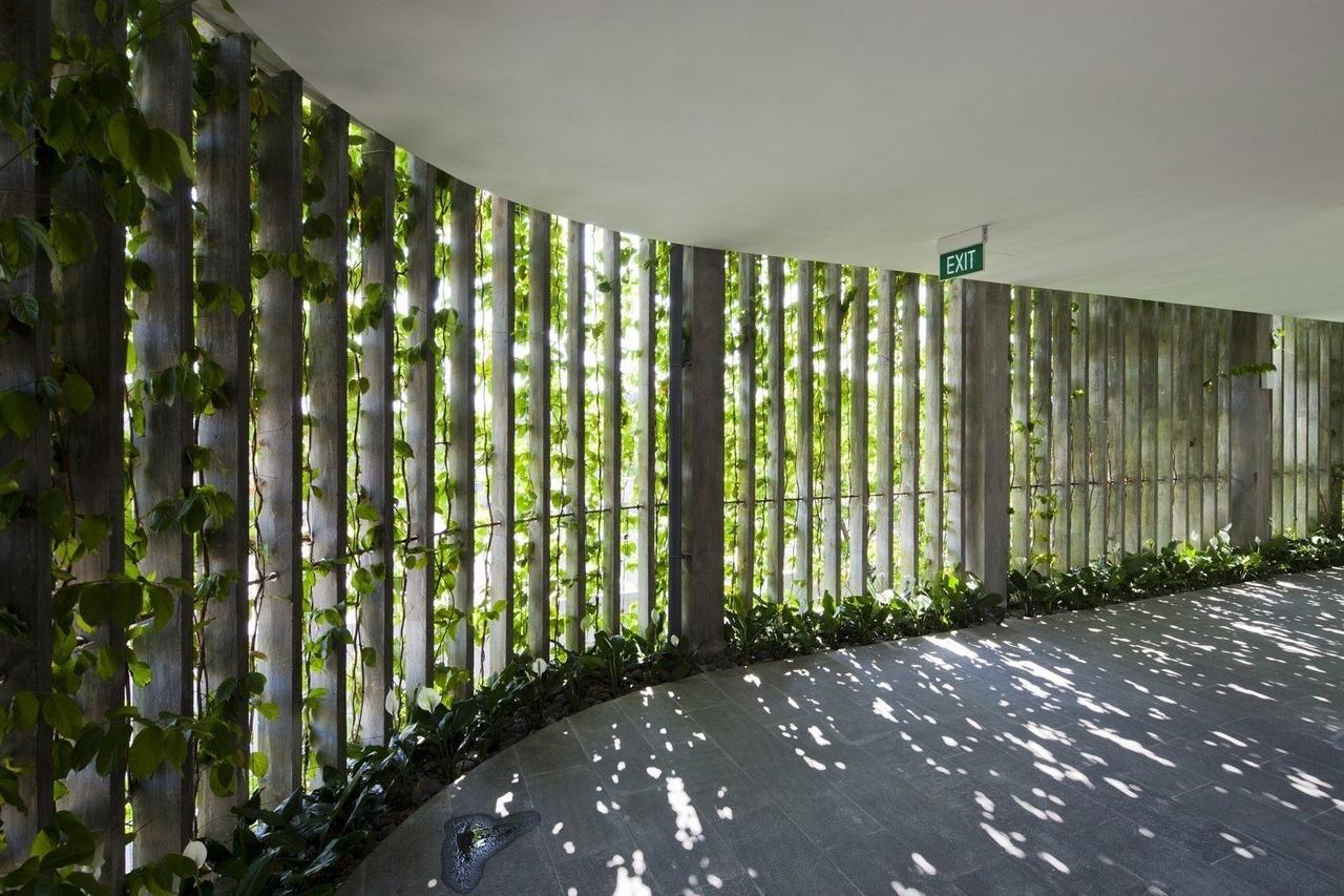 Naman Retreat the Babylon / Vo Trong Nghia Architects