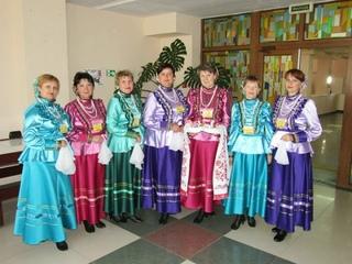 Народный вокальный ансамбль  Забава
