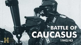 Battle of Caucasus / Elbrus - Gebirgsjäger Mountain Troops 1st 4th Gebirgs Division