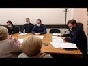 Заседание муниципальных депутатов МО№15 09 09 2020