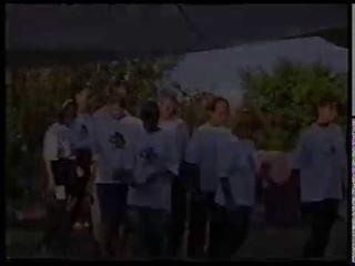 """Переделанная песня """"Последний бой"""" в летнем горном лагере в Киргизии 2000 г."""