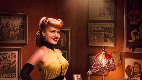Зак Снайдер хотел, чтобы звезда «Хранителей» сыграла Женщину-Кошку в его киновселенной DC