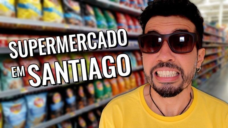 Compras no Chile quanto custa comer em Santiago com preços