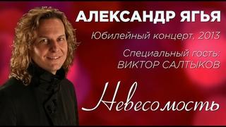 Александр Ягья и Виктор Салтыков — Невесомость (LIVE, 2013)