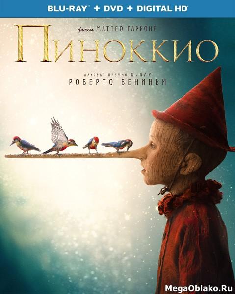 Пиноккио / Pinocchio (2019/BDRip/HDRip)