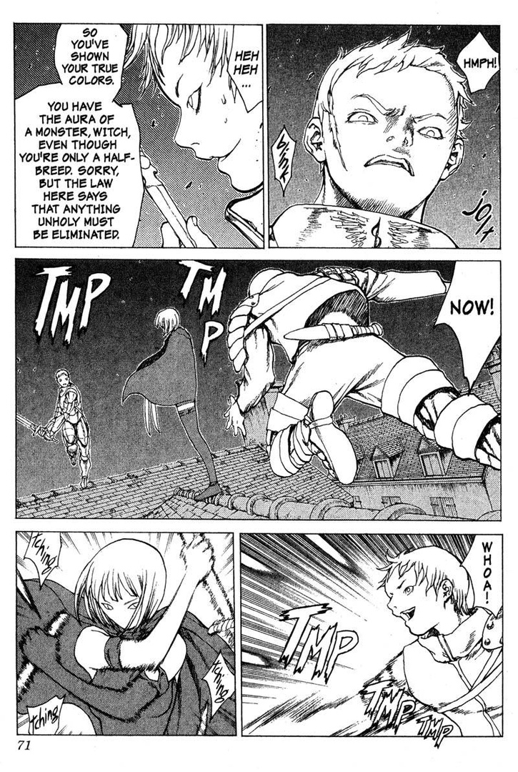 Claymore, Chapter 6, image #24
