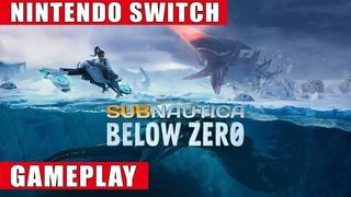 Subnautica: Below Zero Nintendo Switch Gameplay