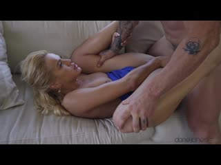 cherry kiss creampie fills super sexy blonde [all sex, blowjob, creampie, 1080p]