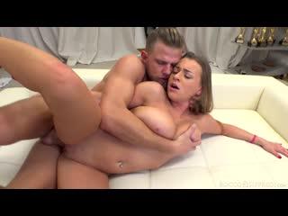 RoccoSiffredi Jozephine Jackson Intimate Casting- Rocco Siffredi Italian Porn Stars MILF Busty Hardcore