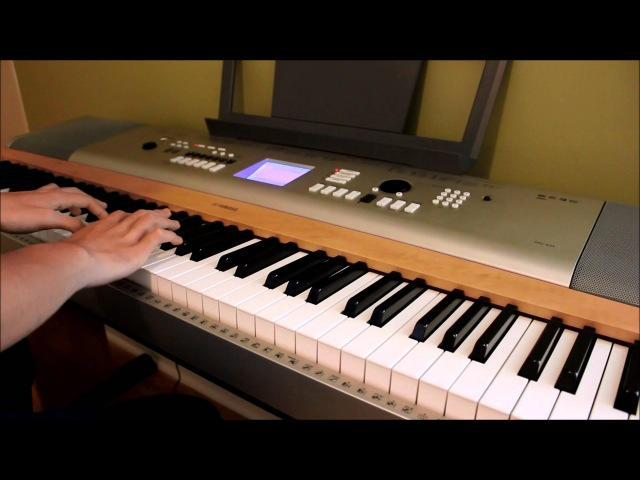 Sword Art Online ED 2 - Overfly - Piano Cover