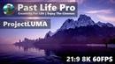 Minecraft Extreme Graphics Cinematic - ProjectLUMA V1.32 NoCubes RTG Mod 219 8K 60FPS