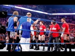 WWE Bragging Rights 2010 - Team Raw vs. Team SmackDown - Full Match