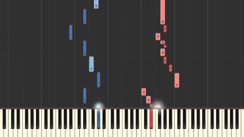 Undertale Papyrus Bonetrousle Piano Tutorial Synthesia Easy Slow