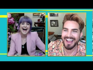 Stronger Than You Think: Adam Lambert and Kelly Osbourne