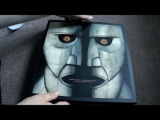 The Division Bell 20th Anniversary Box Set UNBOXING - Pink Floyd