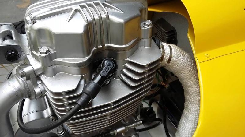 Cyclekart motor moto 150cc