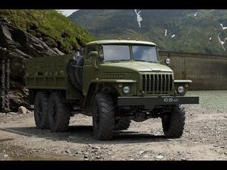 УралАЗ 50 лет (1991 год Брашура)