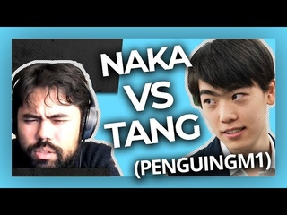 Nakmura vs Tang, A Short Match from St Louis (during the US Champs)
