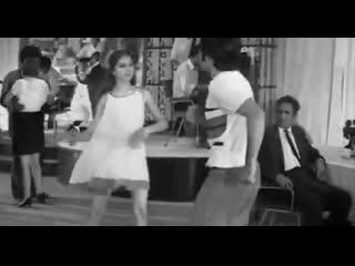 Little Man и Родион Нахапетов (фрагмент фильма Влюбленные 1969)