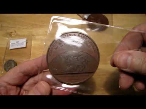 Выиграл на финском аукционе монеты медали и банкноты
