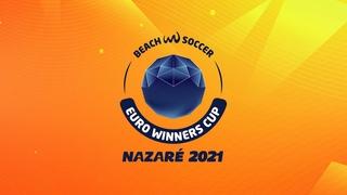 MINOTS DE MARSEILLE (FRA) vs LOKOMOTIV BSC (RUS) - Euro Winners Cup Nazaré 2021 Gr. D