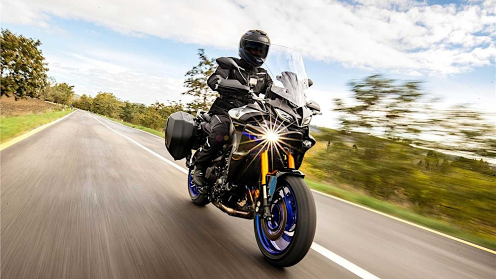 Мотоцикл Yamaha Tracer 9 GT 2021