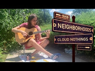 """Cloud Nothings — """"A Silent Reaction"""" + """"The Mess is Permanent""""     Neighborhoods (Live in the Park)"""