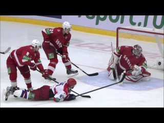 Highlights. Витязь vs ЦСКА (3:2)