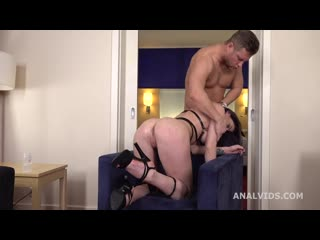 Mr. Andersons #Anal #Casting, Welcome to Porn with Sata Jones, Balls Deep Anal, #Gapes and #Swallow GL345