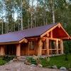 POST AND BEAM деревянные дома ПОСТ ЭНД БИМ