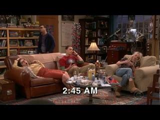 Leonard Slaps Sheldon.. Big Bang Theory Finale