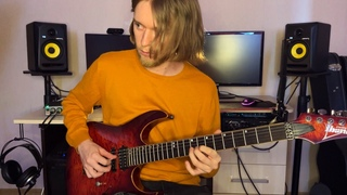 """Andy James """"Time and Time Again"""" - Guitar cover by lexloud (2021)"""