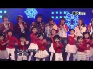 SS501 Merry Christmas And Happy New Year 2013.wmv