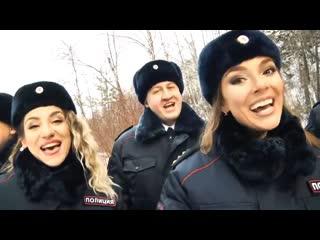Песня «Снежинка» в исполнении вокального ансамбля «Голоса Енисея»