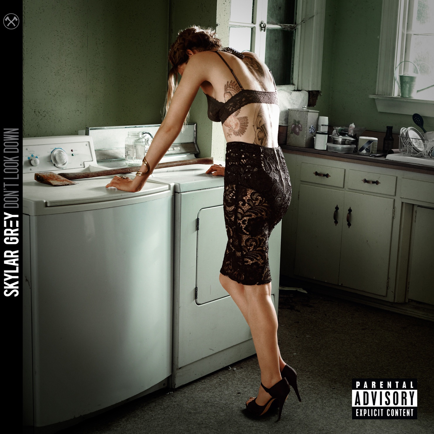 Skylar Grey album Don't Look Down