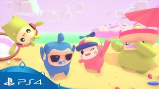 Melbits World   Gameplay Preview   PS4