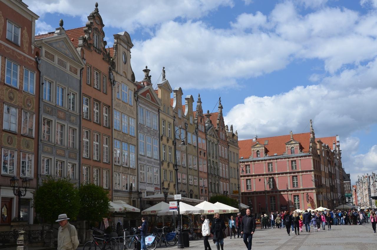S4mgk-XILSw Гданьск - северная столица Польши.