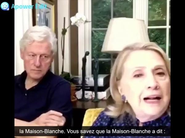 Hillary et Bill Clinton Russie Russie Russie VOST
