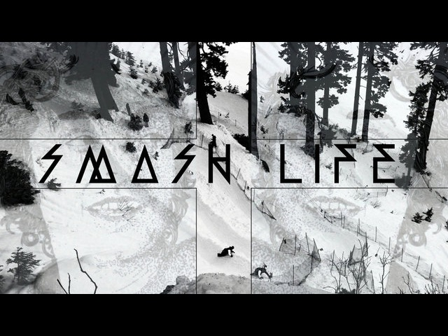 A Rob s Smash Life Alpental Banked Slalom